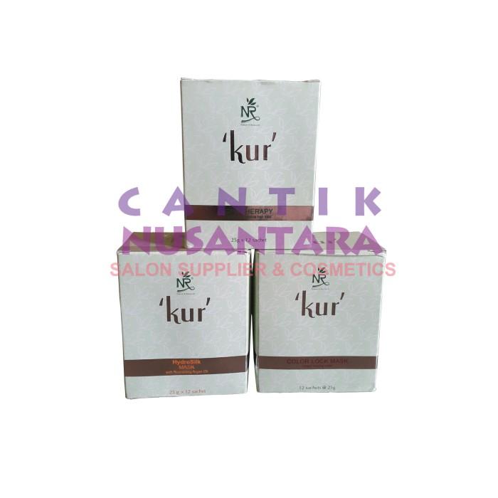 Jual NR KUR HAIR MASK 12 SACHETS   25GR - Cantik Nusantara  66311a08e5