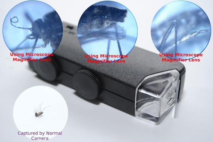 Jual lensa universal mikroskop digital led for