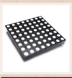 harga Led dot matrix 5mm 8x8 Tokopedia.com