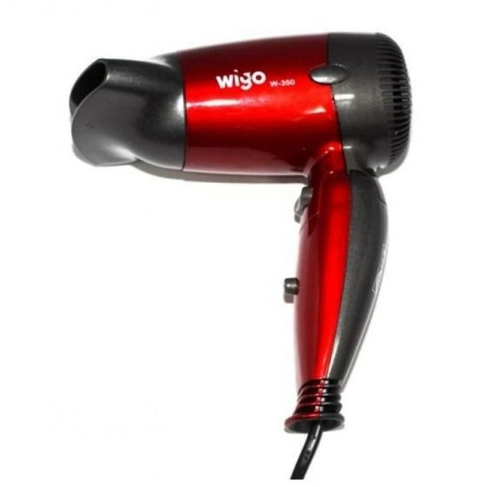 Jual Wigo W-350 Hair Dryer (Pengering Rambut) - Merah - Sumber Baru ... ec67b03390