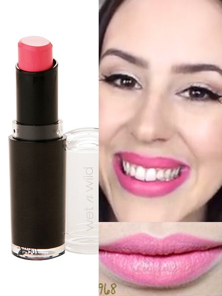 Wet n Wild Megalast Lip Color Pinkerbell