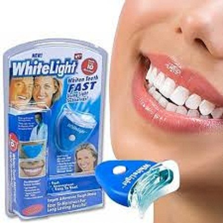 Jual Penghilang Plak Gigi White Light Alat Pemutih Gigi Penghilang