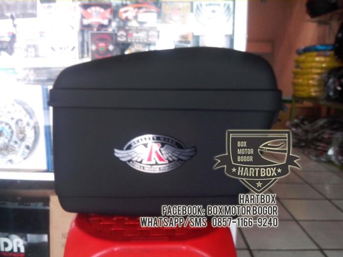 Jual Box Motor KMI Side Box Warna Hitam HartBox Tokopedia