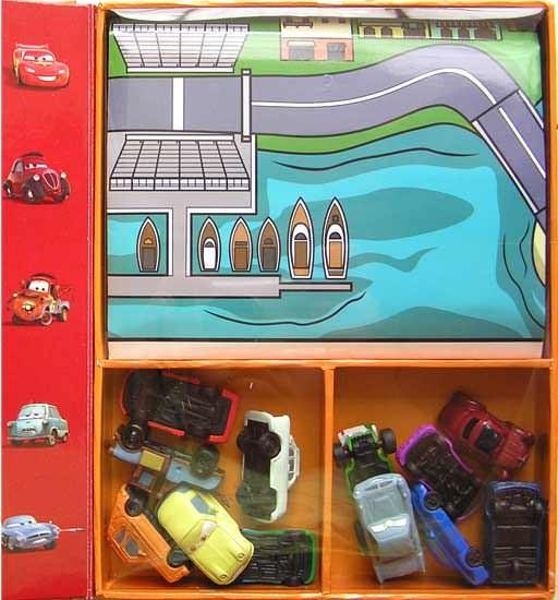Jual My Busy Book Disney Pixar Cars2 Cool Cars Samj