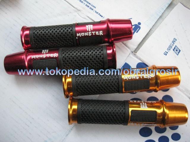 harga Handfat handgrip motor corak monster ninja jalu panjang Tokopedia.com