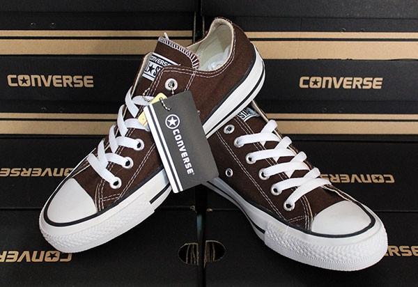 Jual Sepatu Converse Allstar Brown(sepatu sekolah 806dc5f05a