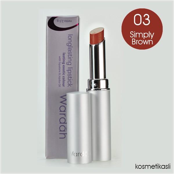 Lipstik Wardah No 3 | Lipstutorial.org