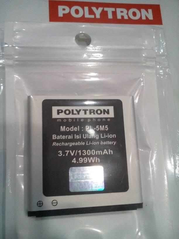 Jual Baterai Polytron W 1351 Rocket Lite Battery Hakimshop