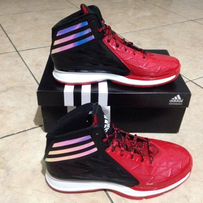 Jual Adidas Crazy Fast 2 Merah Size 42. Sepatu Basket - Sportsite ... e0bc4cff7d