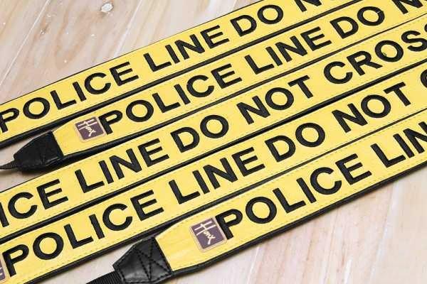 harga Strap kamera honx star police line kuning full bordir komputer Tokopedia.com