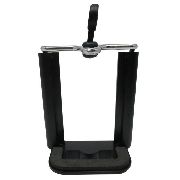 Foto Produk Universal Clamp/penjepit tongsis for Smartphone with 0.25 Inch - S dari BudgetGadget
