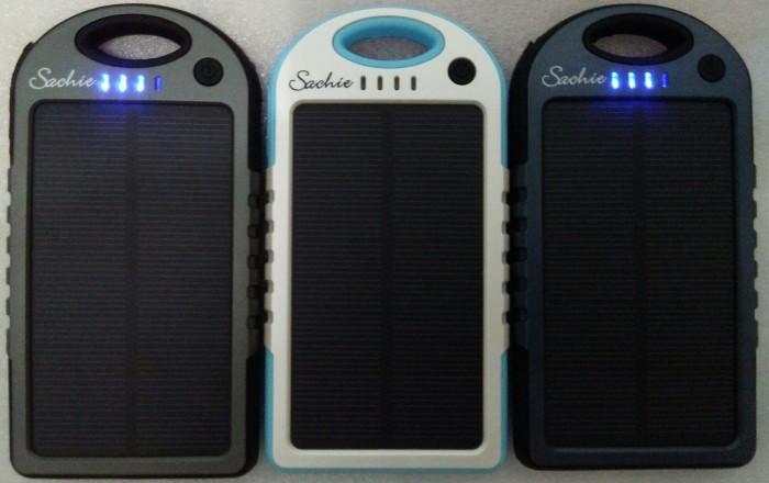 harga Solar powerbank 5000 mah real new 2015 fast charging +bluetooth camera Tokopedia.com