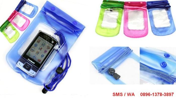 harga Case waterproof handphone casing anti air hp ponsel hujan camera camp Tokopedia.com