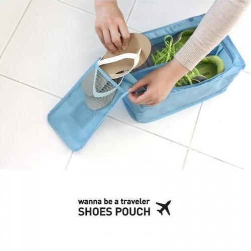 TRAVELLING SHOE BAG - TAS SEPATU / SENDAL
