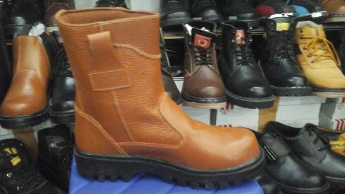 harga Sepatu Boot King Sefty Shoes Tinggi / Nabato Shoes Tokopedia.com