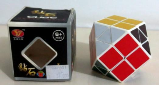 Rubik Yong Jun YJ1002 Rainbow