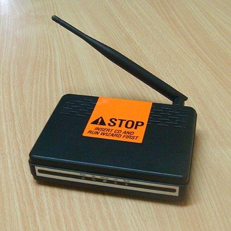 Jual ADSL MODEM WIFI DLINK DSL 2750E ADSL WIFI 4 PORT