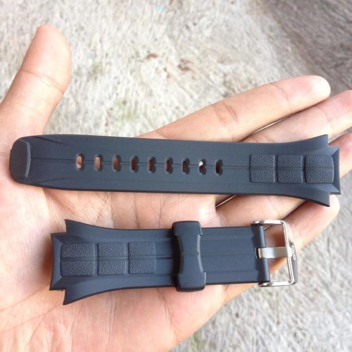 Jual jual rubber strap karet Jam tangan qq  398bcdc851