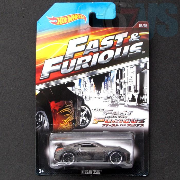 Jual Hotwheels Fast & Furious Nissan 350Z - 67toys