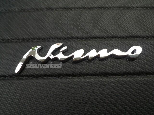 Foto Produk Emblem Nismo Writing Chrome dari Sisu Variasi