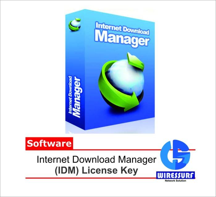 kode register internet download manager