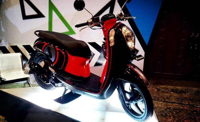Jual Honda Motor Scoopy 2017 Alf S Otomotif Phone Tokopedia