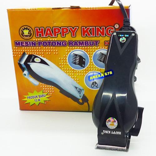 Happy King Hk 900 Profesional Hair Clipper Trimmer Mesin Potong ... fa92209bf4