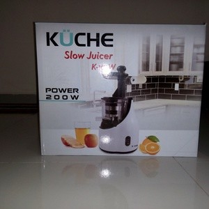 Jual Kuche Slow Juicer K 101 Nova Outlet Tokopedia