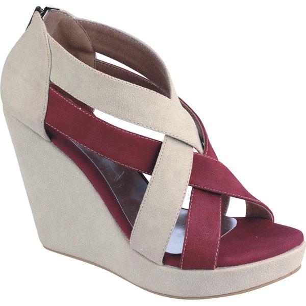 Jual Jual Sandal Wedge Catenzo - Kami Ada Untuk Anda  19ba38b8a7