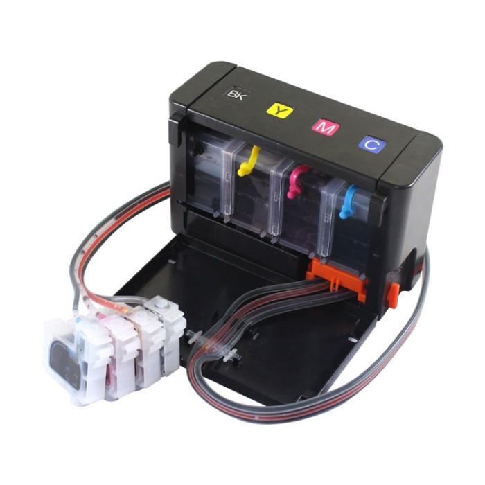 Jual Fast Print CISS Infus Modifikasi Epson L350 L355