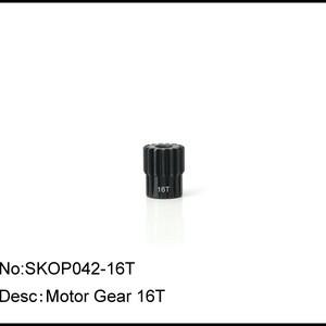 harga Pinion Motor Gear 16t 48p Shaft 3mm Baja (rc Car Pangolin / Axial) Tokopedia.com