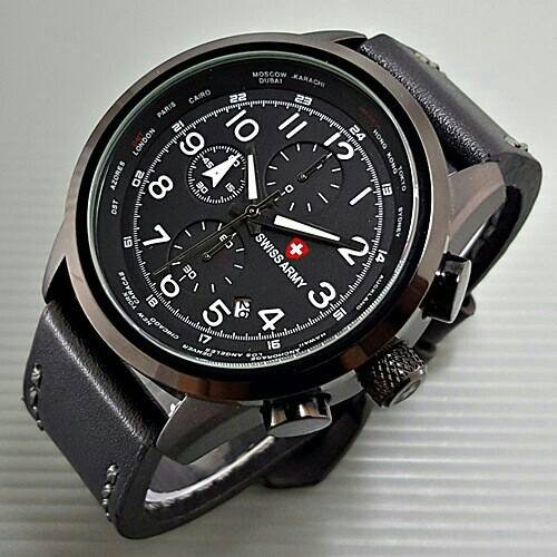 harga Jam tangan cowok swiss army (bonia ac casio diesel panerai odm) Tokopedia.com