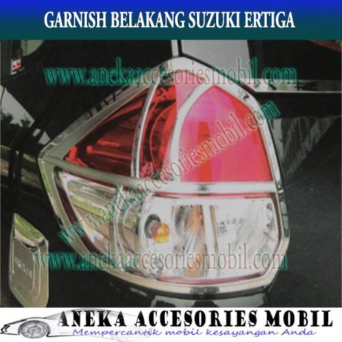 harga Garnish Lampu Belakang/rear Lamp Garnish Standard Mobil Suzuki Ertiga Tokopedia.com