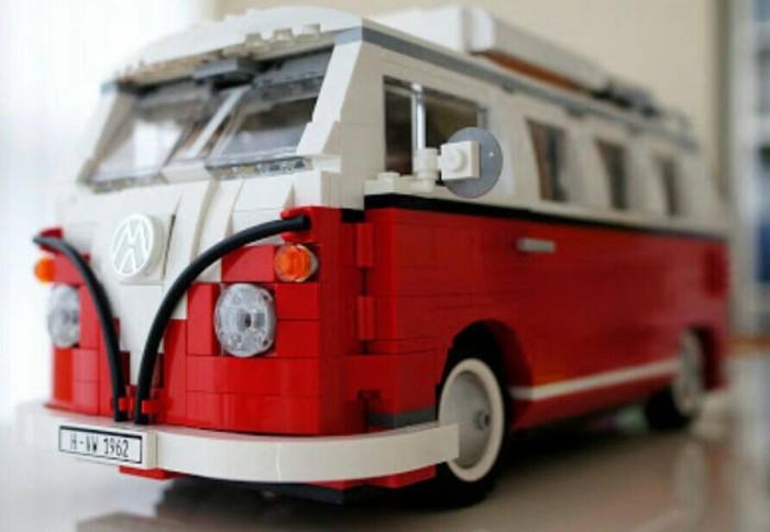 Vw Camper Van >> Jual 10220 Vw Camper Van Lego Jakarta Utara Abrixcadabrix Tokopedia