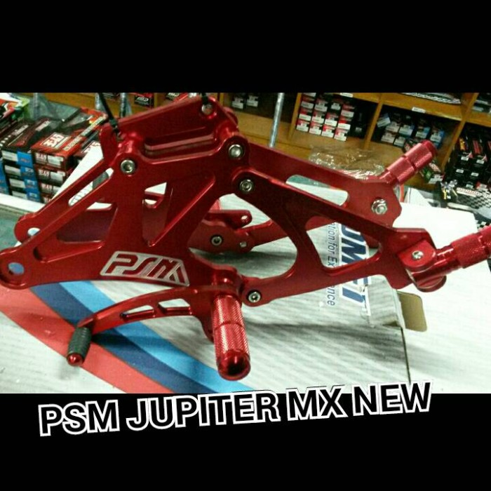 harga Step underboune psm motor jupiter new mx merah Tokopedia.com