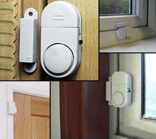Jual Sensor / Alarm Anti Maling Pengaman Pintu Jendela di Rumah - Kab   Nganjuk - cv bumi makmur | Tokopedia