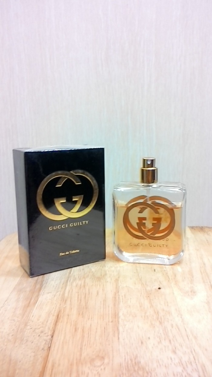 Jual Parfum Gucci Guilty Kw Super Ruby Perfume Shop Tokopedia Gxxci