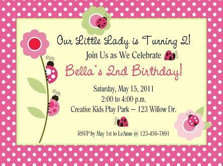 Jual Undangan Ultah Ladybug Kepik Birthday Invitation Card Kota Denpasar Lexie Shop Tokopedia