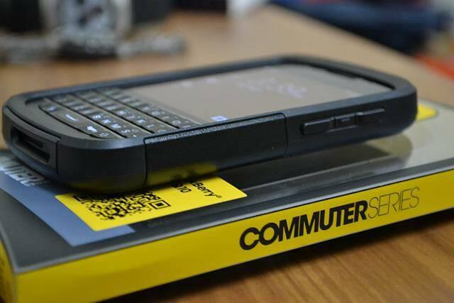 Otterbox Commuter Blackberry Q10 - Black Original