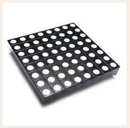 harga Led dot matrix 5mm 8x8 dua warna Tokopedia.com