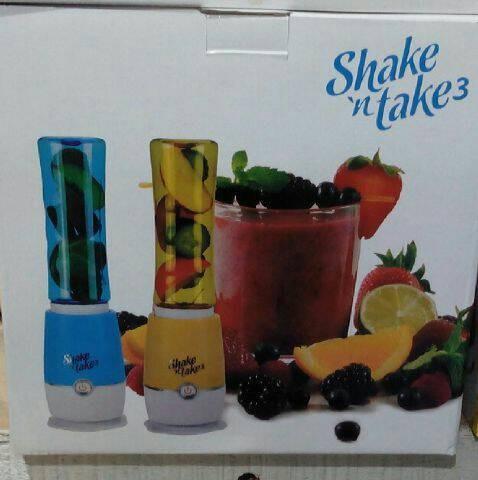 Blender shake n take 2 gelas