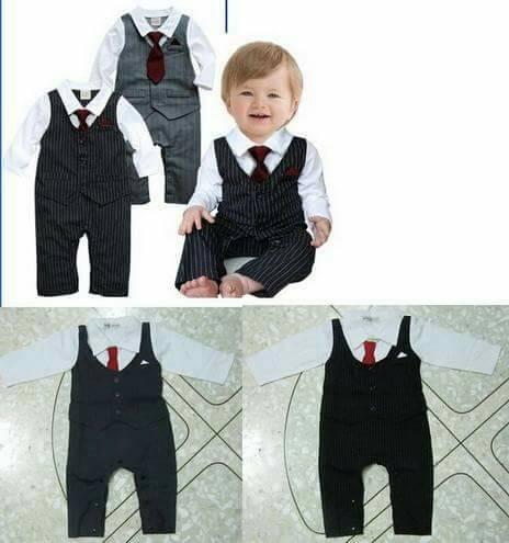 harga Belle mansion romper dasi panjang vest tuxedo bayo sz 6 sd 24 bln Tokopedia.com