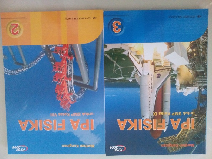 Jual Buku Pelajaran IPA SMP kelas 2 dan 3 - Kota Surabaya - Pandora Box    Tokopedia