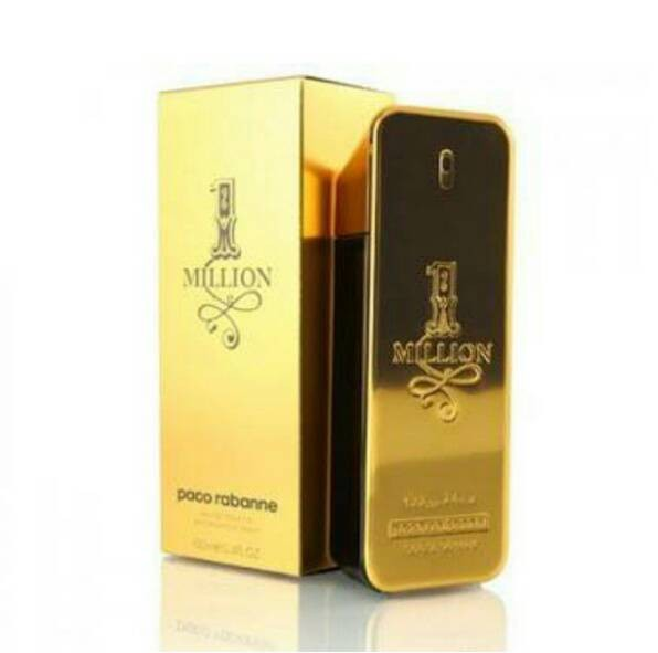 Jual Parfum Murah Original Singapore One Million By Paco Rabanne