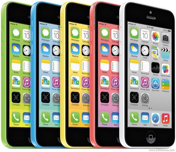 Apple Iphone 5c[16 Gb] Gsm-ori Garansi Platinum/top 1 Tahun