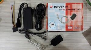 Converter ide/ sata to usb (r-driver) ...