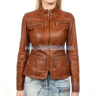 harga Jaket kulit motor wanita jaket kulit cewe jaket kulit cewe jaket cewe 1f99408e43