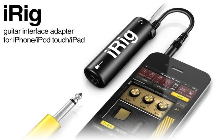 harga Irig amplitube guitar interface for iphone /ipod touch/ipad Tokopedia.com