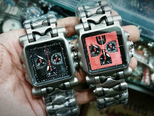 Jual Oakley Minute Machine Titanium - Punky Store  2ea7ac3203