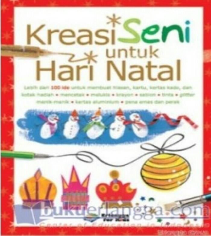 harga Buku aktivitas kreasi seni hiasan menjelang hari natal Tokopedia.com
